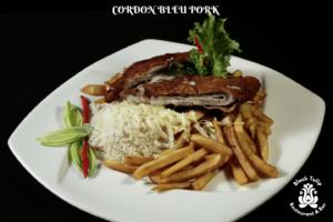 (pork) Cordon bleu